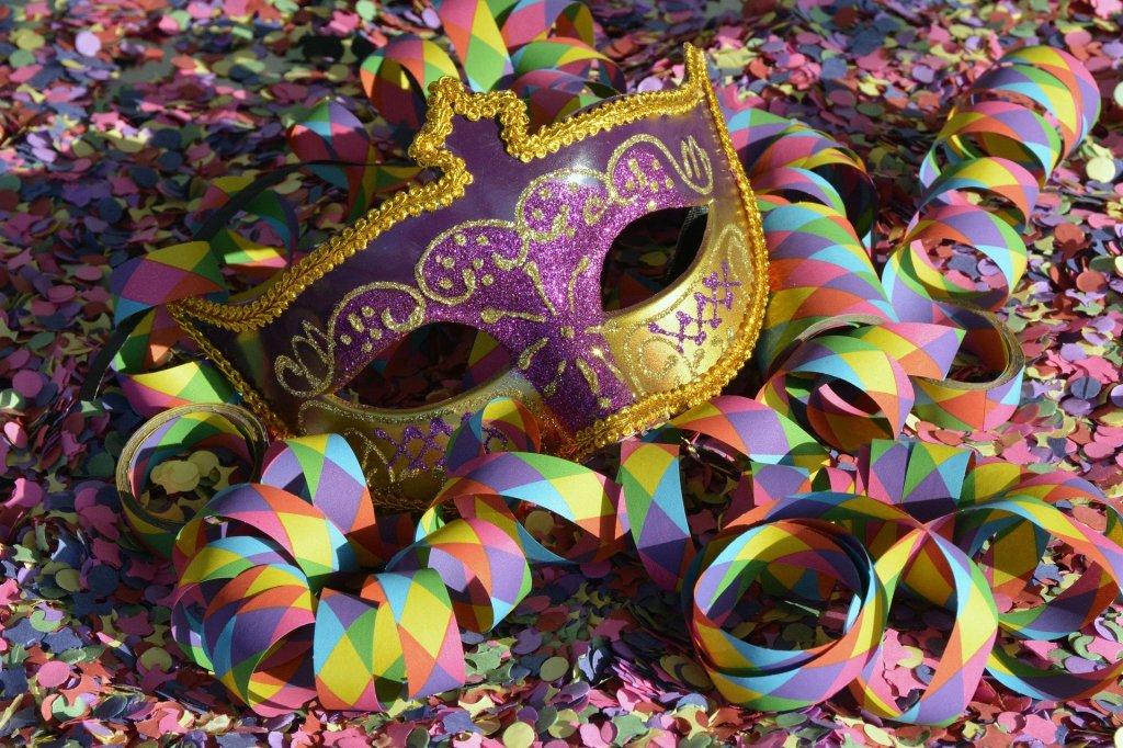 Máscaras ao estilo vienense chegaram ao Brasil nos primeiros bailes de carnaval no Rio de Janeiro